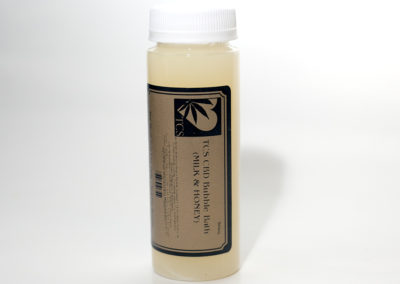 CBD Bubble Bath – 50mg Bottle / $10.50 (Available in Ocean Spa and Lavender) Click for more info.